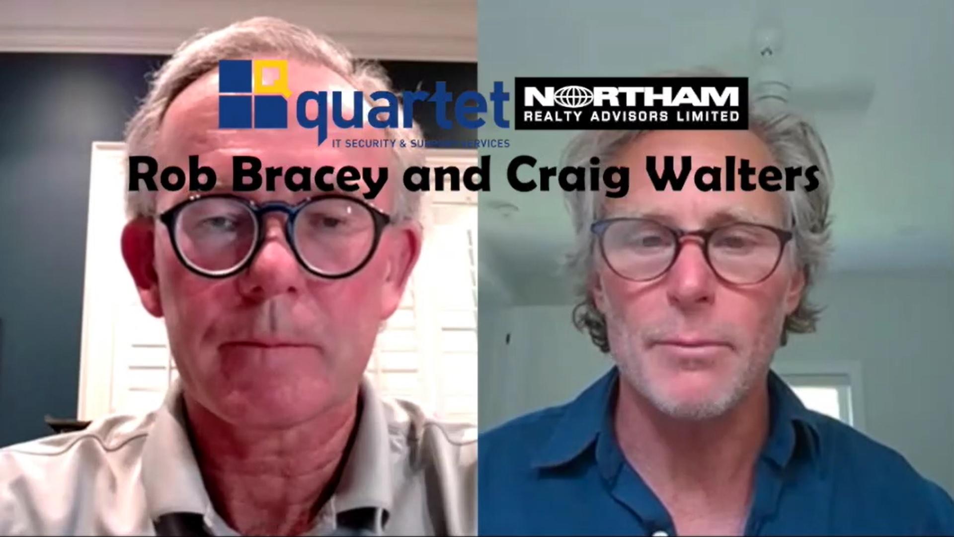 Rob Bracey & Craig Walters